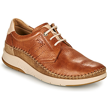Chaussures Homme Baskets basses Fluchos 0795-TORNADO-CUERO Marron