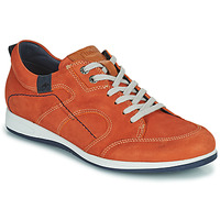 Chaussures Homme Baskets basses Fluchos 9734-CRETA-CUERO Marron