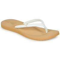 Chaussures Femme Tongs Reef REEF SEAS Blanc