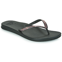 Chaussures Femme Tongs Reef CUSHION STARGAZER Noir