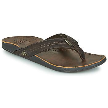 Chaussures Homme Tongs Reef REEF J-BAY III Marron