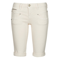 Vêtements Femme Shorts / Bermudas Freeman T.Porter BELIXA butter cream