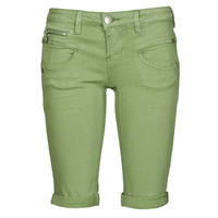 Vêtements Femme Shorts / Bermudas Freeman T.Porter BELIXA turf green