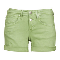 Vêtements Femme Shorts / Bermudas Freeman T.Porter ROMIE NEW MAGIC COLOR turf green
