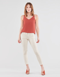 Vêtements Femme Pantalons 5 poches Freeman T.Porter ALEXA CROPPED NEW MAGIC COLOR butter cream