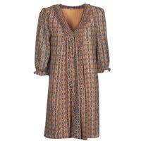Vêtements Femme Robes courtes Freeman T.Porter JUNA SAMBA Orange