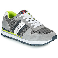 Chaussures Homme Baskets basses Tom Tailor FILIN Gris