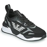 Chaussures Homme Baskets basses Emporio Armani EA7 BLACES Noir