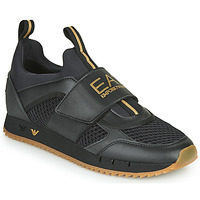 Chaussures Homme Baskets basses Emporio Armani EA7 CALMONI Noir