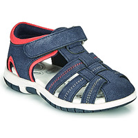 Chaussures Garçon Sandales et Nu-pieds Chicco FAUSTO Marine