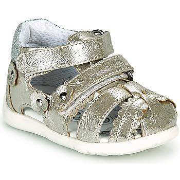 Chaussures Fille Sandales et Nu-pieds Chicco GORY Doré