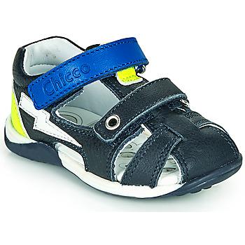 Chaussures Garçon Sandales et Nu-pieds Chicco GALILEO Marine