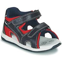 Chaussures Garçon Sandales et Nu-pieds Chicco GEREMIA Blue