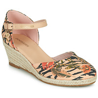 Chaussures Femme Espadrilles Dockers by Gerli 36IS210-761 Rose