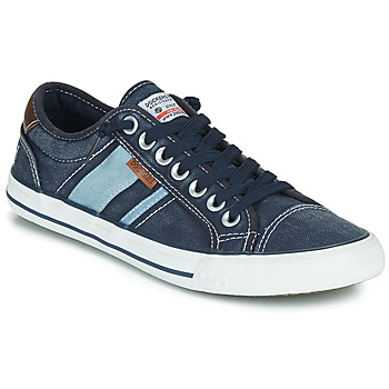 Chaussures Homme Baskets basses Dockers by Gerli 42JZ004-670 Bleu