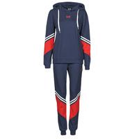 Vêtements Femme Ensembles de survêtement Emporio Armani EA7 3KTV65-TJ3PZ-1554 Marine / Blanc / Rouge