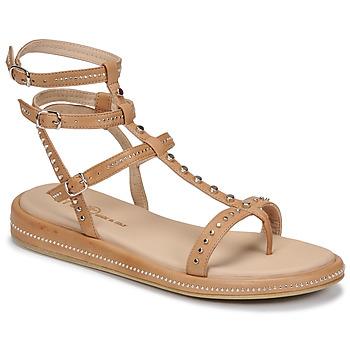Chaussures Femme Sandales et Nu-pieds Fru.it 6782-100-CASTORO Beige