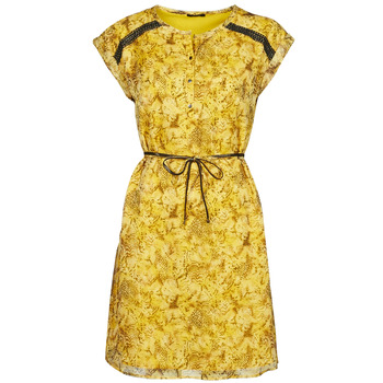 Vêtements Femme Robes courtes One Step RAYNA Jaune