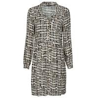 Vêtements Femme Robes courtes One Step RANDA Beige / Noir