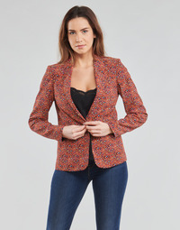 Vêtements Femme Vestes / Blazers One Step VINNY Rouge / Multicolore