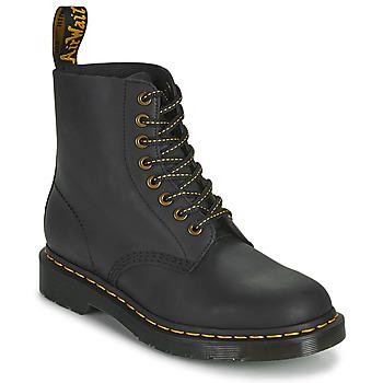 Chaussures Boots Dr Martens 1460 PASCAL Noir