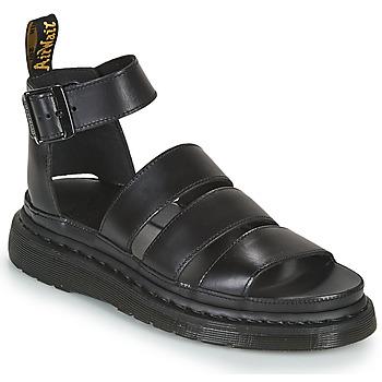 Chaussures Femme Sandales et Nu-pieds Dr Martens CLARISSA II Noir