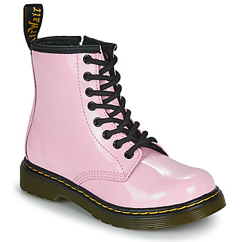 Chaussures Fille Boots Dr Martens 1460 J Rose