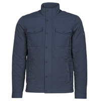 Vêtements Homme Blousons Teddy Smith NATHAN Marine