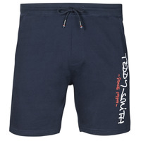 Vêtements Homme Shorts / Bermudas Teddy Smith MICKAEL Marine