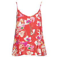 Vêtements Femme Tops / Blouses Rip Curl SUGAR BLOOM SINGLET Rouge