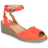 Chaussures Femme Sandales et Nu-pieds Fly London LUME Rouge