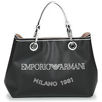 Sacs Femme Sacs porté main Emporio Armani BORSA SHOPPING Noir
