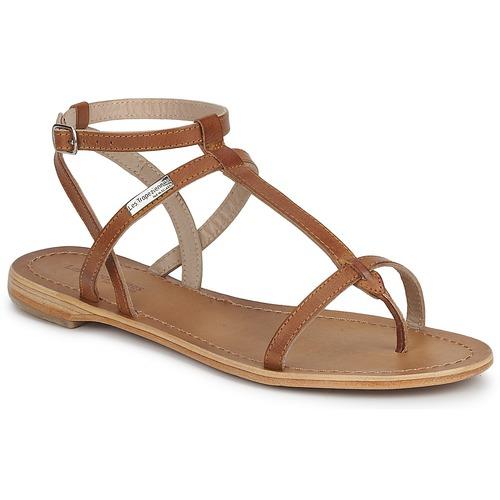Chaussures Femme Sandales et Nu-pieds Les Tropéziennes par M Belarbi HILAN Tan