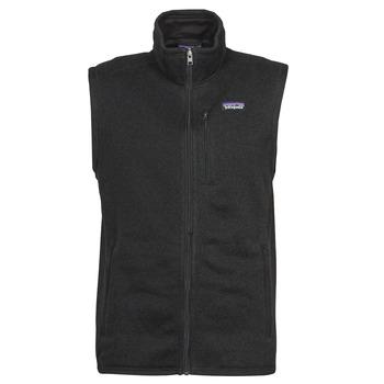 Vêtements Homme Polaires Patagonia M'S BETTER SWEATER VEST Noir