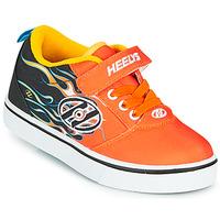 Chaussures Garçon Chaussures à roulettes Heelys PRO 20 X2 Noir / Orange