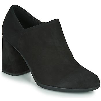 Chaussures Femme Escarpins Geox D CALINDA HIGH Noir
