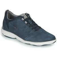 Chaussures Homme Baskets basses Geox U NEBULA Bleu