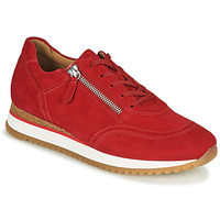 Chaussures Femme Baskets basses Gabor 6603548 Rouge