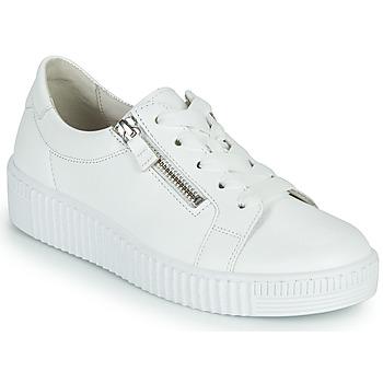 Chaussures Femme Baskets basses Gabor 6333421 Blanc