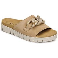 Chaussures Femme Mules Gabor 6374314 Caramel