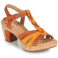 Chaussures Femme Sandales et Nu-pieds Gabor 6273442 Cognac