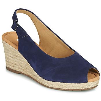 Chaussures Femme Sandales et Nu-pieds Gabor 6658036 Marine