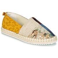 Chaussures Femme Espadrilles Desigual SELVA PATCH Multicolore