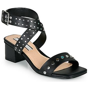 Chaussures Femme Sandales et Nu-pieds Pepe jeans ROMY STUDS Noir