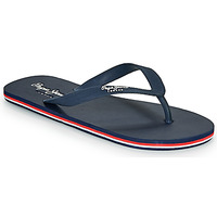Chaussures Homme Tongs Pepe jeans BAY BEACH CLASSIC Marine