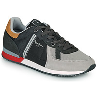 Chaussures Homme Baskets basses Pepe jeans TINKER ZERO 21 Gris