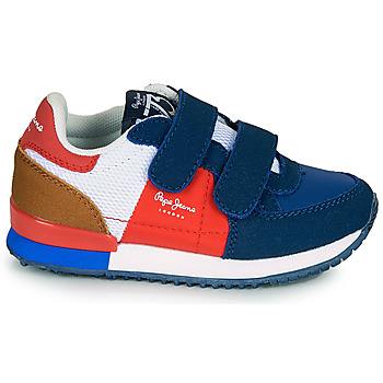 Baskets basses enfant Pepe jeans SYDNEY TREND BOY KIDS SS21