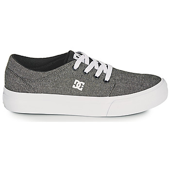 Chaussures de Skate enfant DC Shoes TRASE B SHOE XSKS
