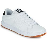 Chaussures Homme Baskets basses DC Shoes STRIKER Blanc / Noir