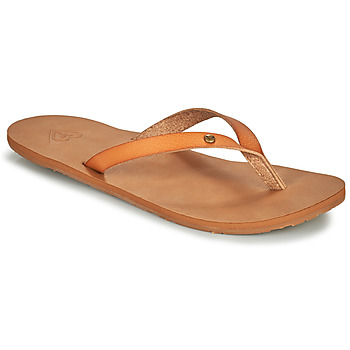 Chaussures Femme Tongs Roxy JYLL III Camel